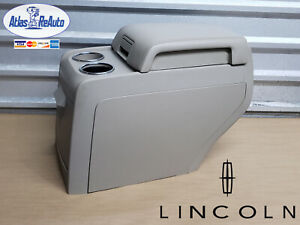 2007 2017 Lincoln Navigator Ford Expedition Second Row Center Console Tan