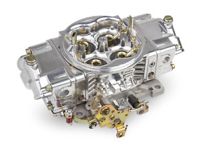 Holley 0 82951sa Carburetor 950cfm Alm Hp Series