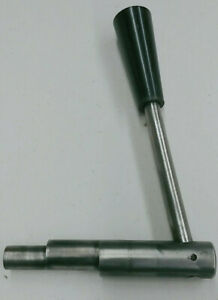 Clausing Lathe 1500 Series 14 Tailstock Ram Lock Lever Assembly 271 007 1400 95