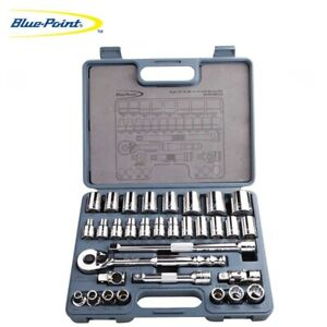 Blue Point 32pc 1 2 Socket Set Blpatsm1232