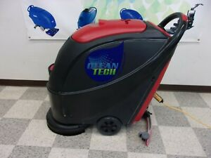 New Viper As430c 17 Electric Corded Automatic Floor Scrubber