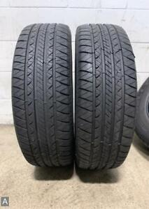 2x P225 60r17 Kelly Edge As 7 32 Used Tires