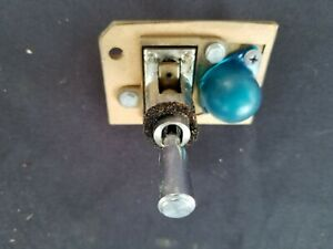 1964 1965 Lincoln Continental Power Door Lock Dash Switch