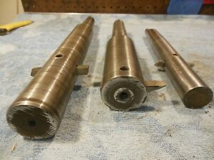 3ea Arbor Boring Bar With Brown And Sharp 10 Taper