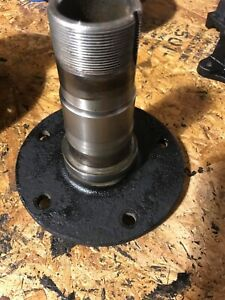 Ford F250 Ttb Or Snow Fighter Dana 50 Ifs Front Axle Spindle 1980 1997