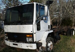 1990 Ford Cf7000 Commercial Truck For Used Parts