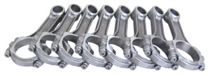 Eagle Ford 302 Standard I beam Connecting Rods set Of 8