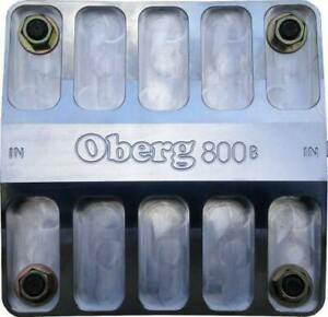 Oberg Filters 8060 Billet Filter 8in 60 micron