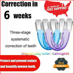 Trainer Adults Alignment Braces Tooth Orthodontic Dental Appliance Teeth Guard