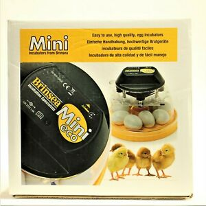 Brinsea Products Mini Ii Eco Manual 10 Egg Incubator One Size