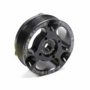 Jones Racing Products Dh 5102 g Pulley Serpentine 4 Dia Direct Mnt Sbc New