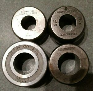 Bore Gage Setting Ring Master Gage Gauge 0 1 Sold By Each
