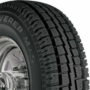 4 New 245 70 R16 Cooper Discoverer Ms 107s Winter Tires 90000002995