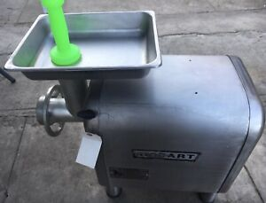 Hobart Meat Grinder Model 4812