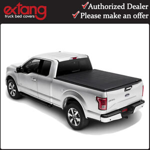 Extang Trifecta 2 0 Tonneau Cover For 2017 2021 Nissan Titan 5 7 Bed