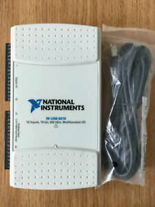 National Instruments Ni Usb 6210 Multifunction Data Acquisition Device