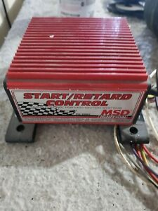Msd Start Retard Control Box Pn 8982
