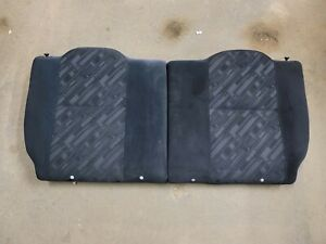 2002 2003 2004 Acura Rsx Oem Cloth Rear Seats wear