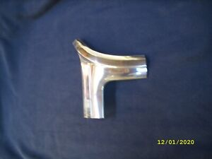 1965 Comet Hardtop Original Windshield Trim Corner Passenger Right Side