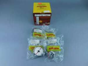 box Of 4 Chesterton Style 5150 Live Loading Disc Springs New Surplus