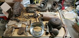1955 1956 1957 Chevy Truck Parts Lot