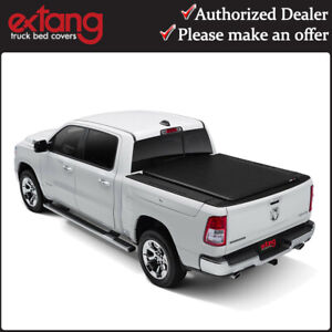 Extang Trifecta 2 0 Tonneau Cover For 2019 2021 Ram 1500 5 7 Bed W Rambox