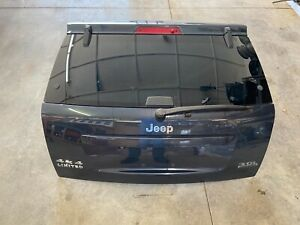 2005 2010 Jeep Grand Cherokee Steel Blue Rear Hatch Liftgate Tailgate Assembly