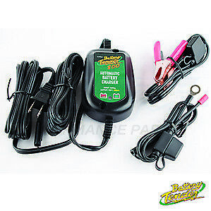 Battery Charger 12 Volt Waterproof 800 Millamps