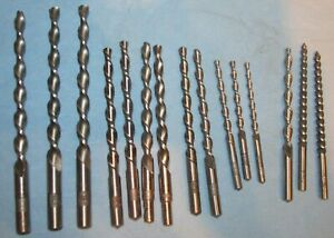 Lot Of 15 Vintage Spiral Reamers 12 Cleveland Spirex 3 Other Lqqk