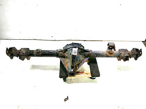 13 Jeep Wrangler Jk Rear Axle Assembly Housing Carrier Dana 44 2011958 3