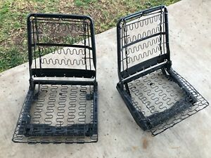 Bucket Seat Frames Tracks Mopar A Body 1963 1964 1965 1966 Dart Barracuda