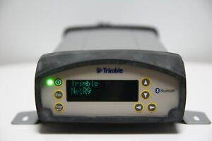 Trimble Netr9 Gnss Set For Reference base Station