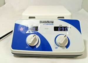 Cole parmer Stabletemp Ceramic Top Stirring Hot Plate 7 X 7 100 To 120 Vac