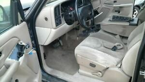 Driver Front Seat Bucket Bench Seat Opt Ae7 Fits 03 06 Avalanche 1500 751026