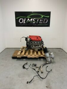 Ls7 7 0 427 Engine Pullout 505hp 32k Miles Dry Sump Warranty Upgraded Heads