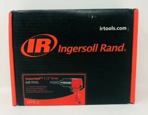 Ingersoll Rand 231tl 2 1 2 Air Impact Tool Wrench 2 Extended Anvil 231 Tl 2