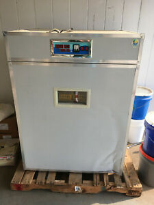 Incubator 1056 Chicken Eggs Capacity
