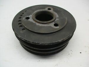 1968 1969 1970 Ford 302 Crankshaft Pulley Balancer c8se 6b 319 A