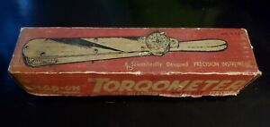 Vintage Snap on Torque Wrench Tq 25