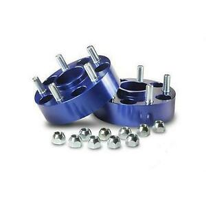 Spidertrax Offroad Wheel Spacers Anodized Blue Whs024