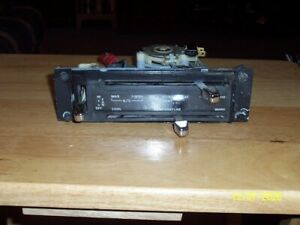 1971 73 Ford Mustang Original A C And Heater Control Panel Assembly Nice