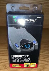 Tekonsha 90885c Prodigy P2 Proportional Brake Control Vehicle End 1 4 Axles New