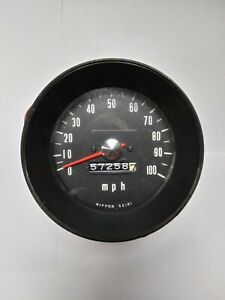 1970 1971 1972 Honda Z600 Coupe And N600 Speedometer Dash Gauge