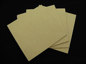 100 12 25 X 12 25 Corrugated Filler Pads For Lp Record Mailers Ships Free