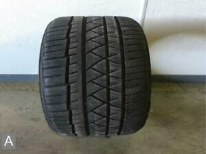 1x P225 40r18 Continental Surecontact Rx 7 32 Used Tire