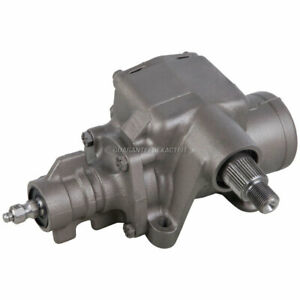 Remanufactured Power Steering Gear Box For Dodge Ram 2500 3500 4wd 2003 2008