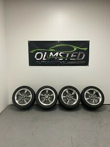 American Racing Ar105m Torq Thrust M 1 Pc 17x9 17 Wheels Tires Goodrich