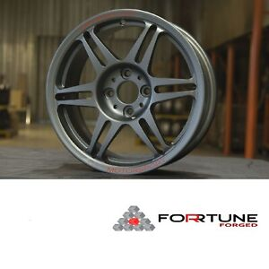 Forrtune R9s Racing Forged Wheels 15x6 5 Racing Hart Cp 035 Cp r Rpf1 Sw388