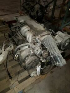 Engine 8 350 5 7l Vin 8 8th Digit Fits 85 Corvette 501854