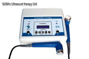 1 3mhz Professional Ultrasound Ultrasonic Therapy Physical Pain Relief Machine M